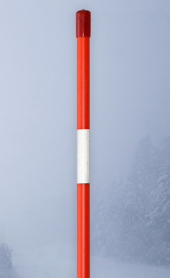 R-6 Ground marker orange 2 meters